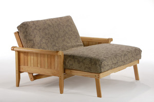 Front Loader Size - Twin Lounger